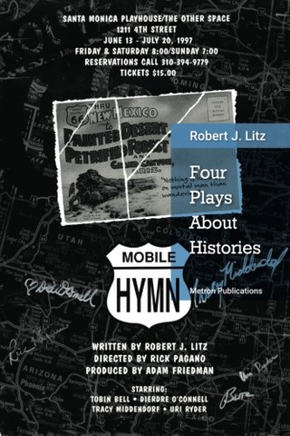 Four American Plays by Robert J. Litz